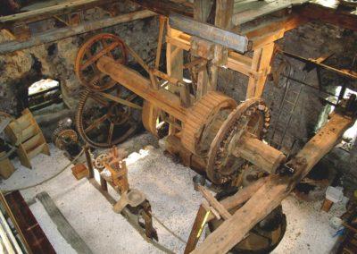 Le moulin de Grand-Aigueblanche